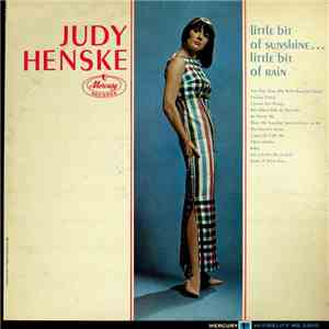 Judy Henske - Little Bit Of Sunshine . . . Little Bit Of Rain