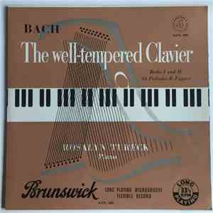 Rosalyn Tureck - Bach The Well-Tempered Clavier mp3 download