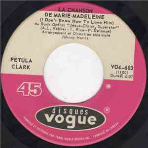 Petula Clark - La Chanson De Marie-Madeleine mp3 download