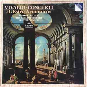 Vivaldi - The English Concert / Trevor Pinnock - Concerti »L'Estro Armonico« Op. 3 mp3 download