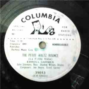 Erroll Garner - The Petite Waltz / The Petite Waltz Bounce mp3 download