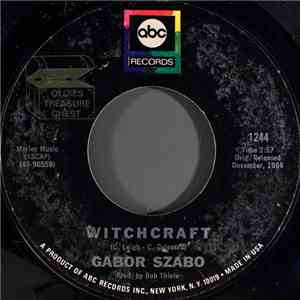 Gabor Szabo - Witchcraft mp3 download